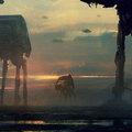 imperial walkers by darekzabrocki