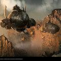 ships concept 2 by darekzabrocki