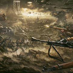 march of war 2 by darekzabrocki