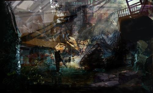 Display jumbo image