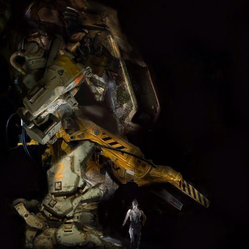 Aliens Loader Redesign by davidcorzine