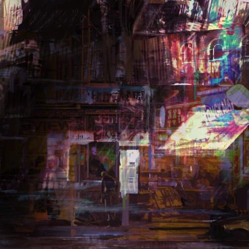 Bladerunner Redesign by davidcorzine