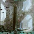 cavern speedpaint by jhonnyvdb
