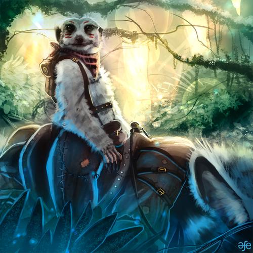 Tribal Explorer by mrg00