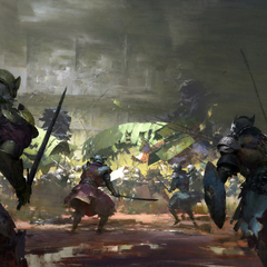 guild wars 2 battle for lions arch by ruan_jia