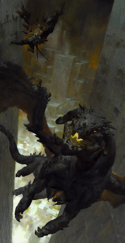 Display jumbo guild wars 2 dragon