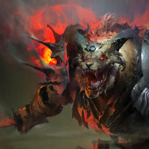 Guild Wars 2 Rytlock by ruan_jia