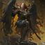 overlord - primeval dark demogorgon by ruan_jia