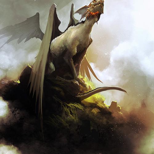 Dragon by sebastien_brunet