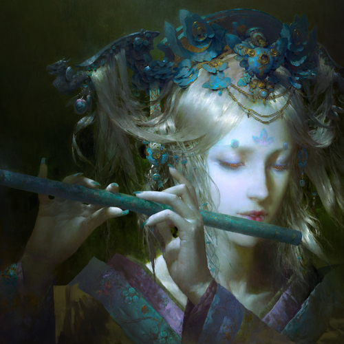 Rondo Of Moon by ruan_jia