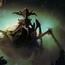 Thumb emperor spider