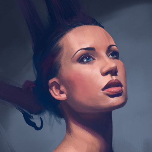 Portrait Study by tylerthull
