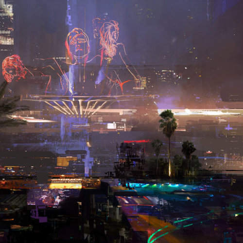 Cyber City by olivier_p.g