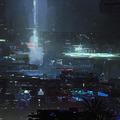 rain city by olivier_p.g