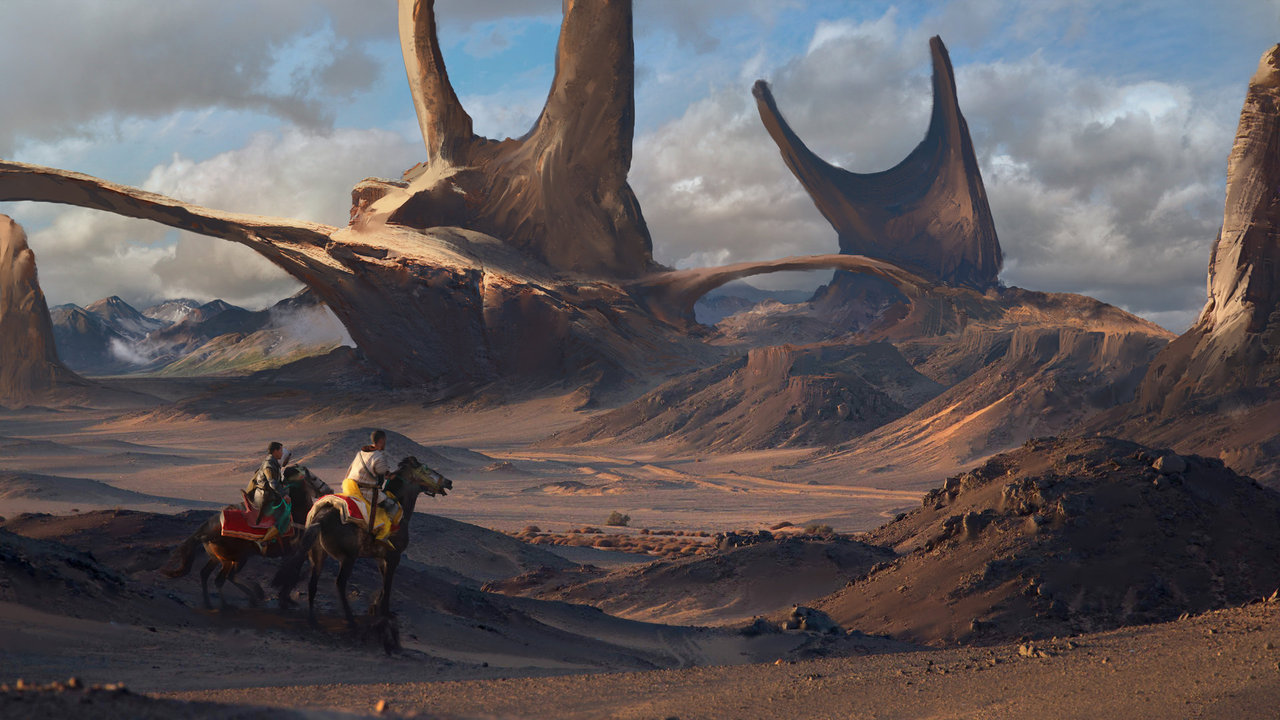 mountain riders by efflam