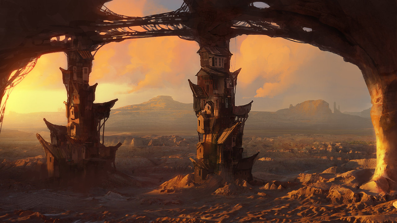 the marchlands by efflam