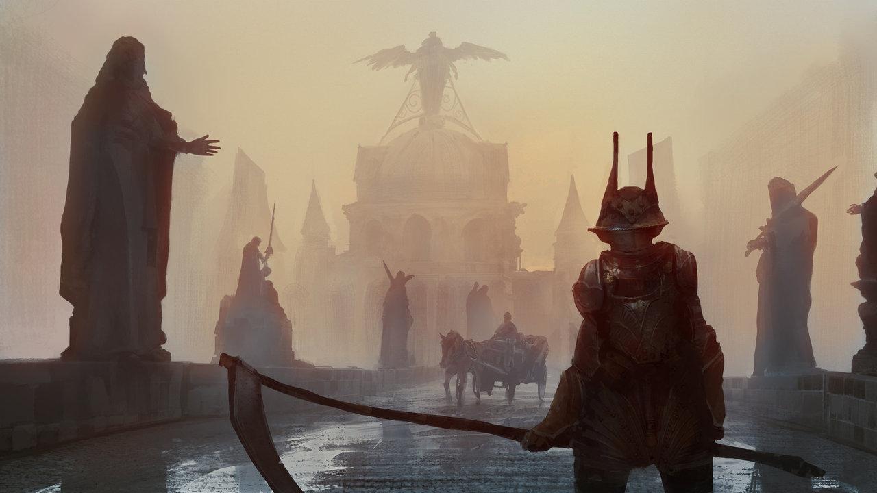 fog demon by efflam