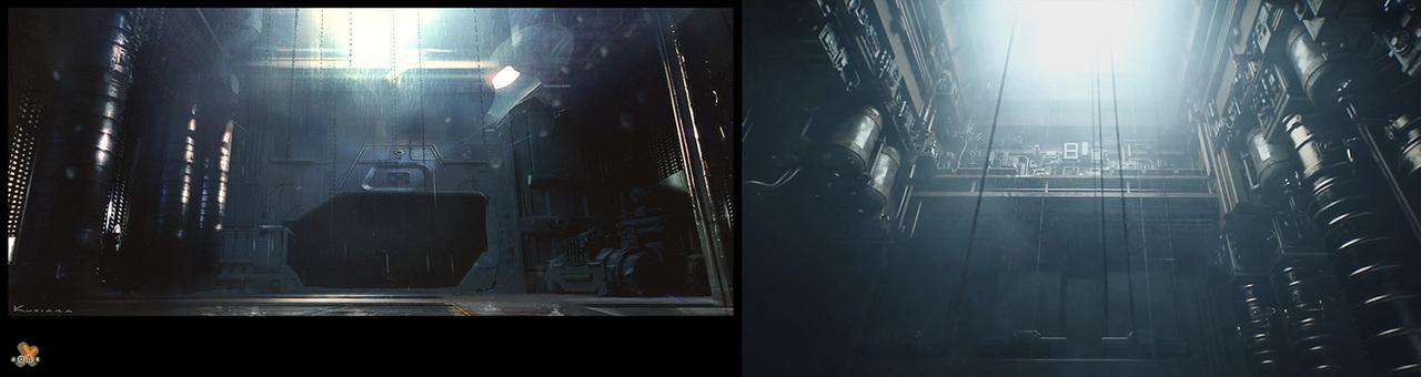 alien isolation trailer concepts 02 by maciej_kuciara