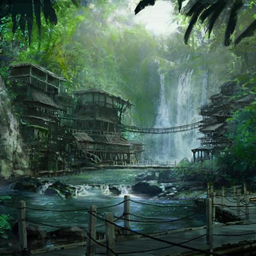 River Village by jameslillich