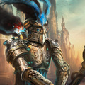 golem warrior by artofinca