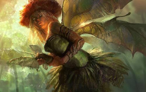 Display jumbo fairy by pklklmike d5ifbyc