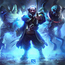 dota 2 blue team by mike.azevedo