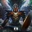 dragon knight - dota 2 by mike.azevedo