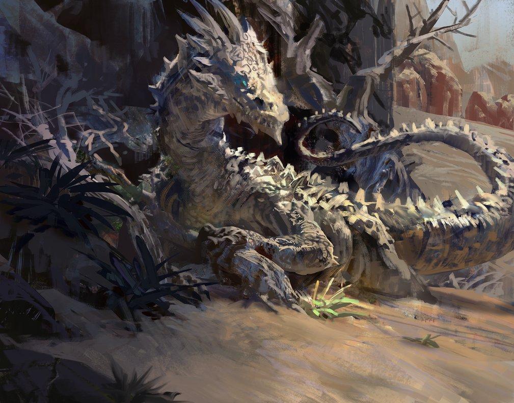 desert dragon by mike.azevedo