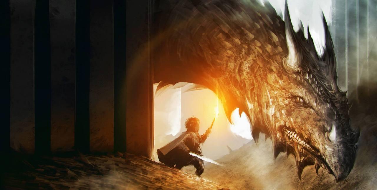 hobbit by omertunc