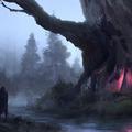 swamp camp by tnounsy