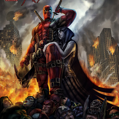deadpool kills by ptimm