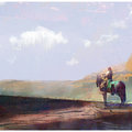 road to castle by kristianllana