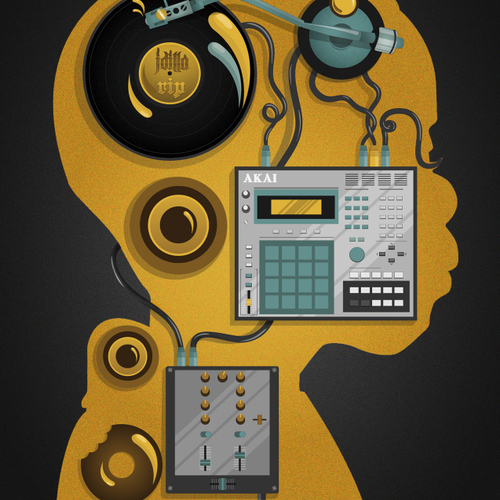 J Dilla by chrisflores