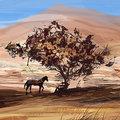 speed paint - cowboy by afigini