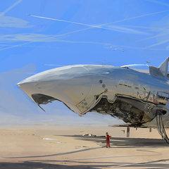 speed paint - chrome by afigini