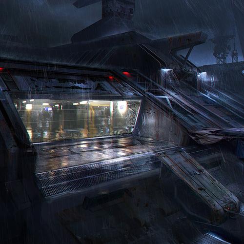 Mass Effect 3   Leviathan by afigini