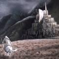 minas tirith by calebnefzen