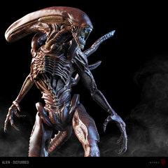 alien 2 by calebnefzen