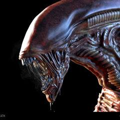 alien 3 by calebnefzen