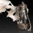 viking batman - preparing for battle by calebnefzen