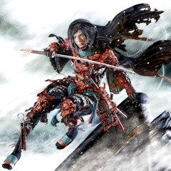 ninja female warrior - reworked by calebnefzen