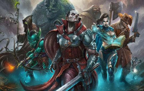 Display jumbo fantasy crew by firatsolhan d6qgo85