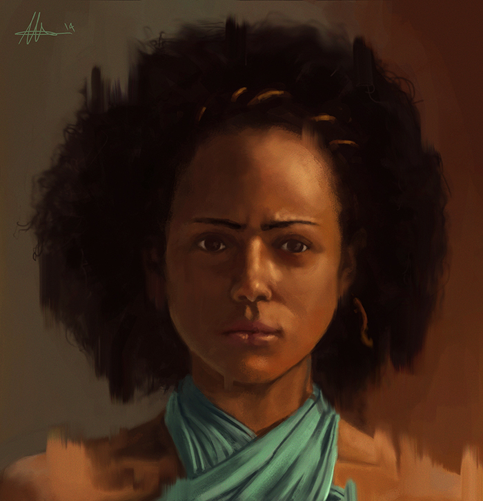 missendei portrait by matteoascente