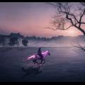 guardian of sunset by rodrigo_avila