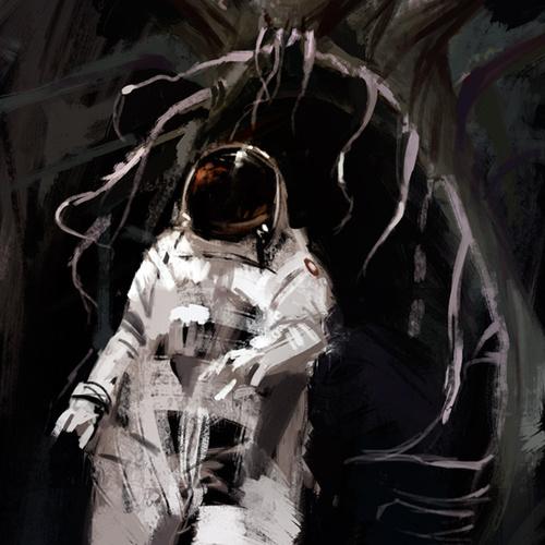 Space Creature by benamar