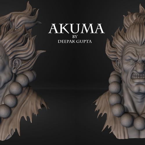 Akuma by deepak