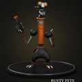 rusty pete by deepak
