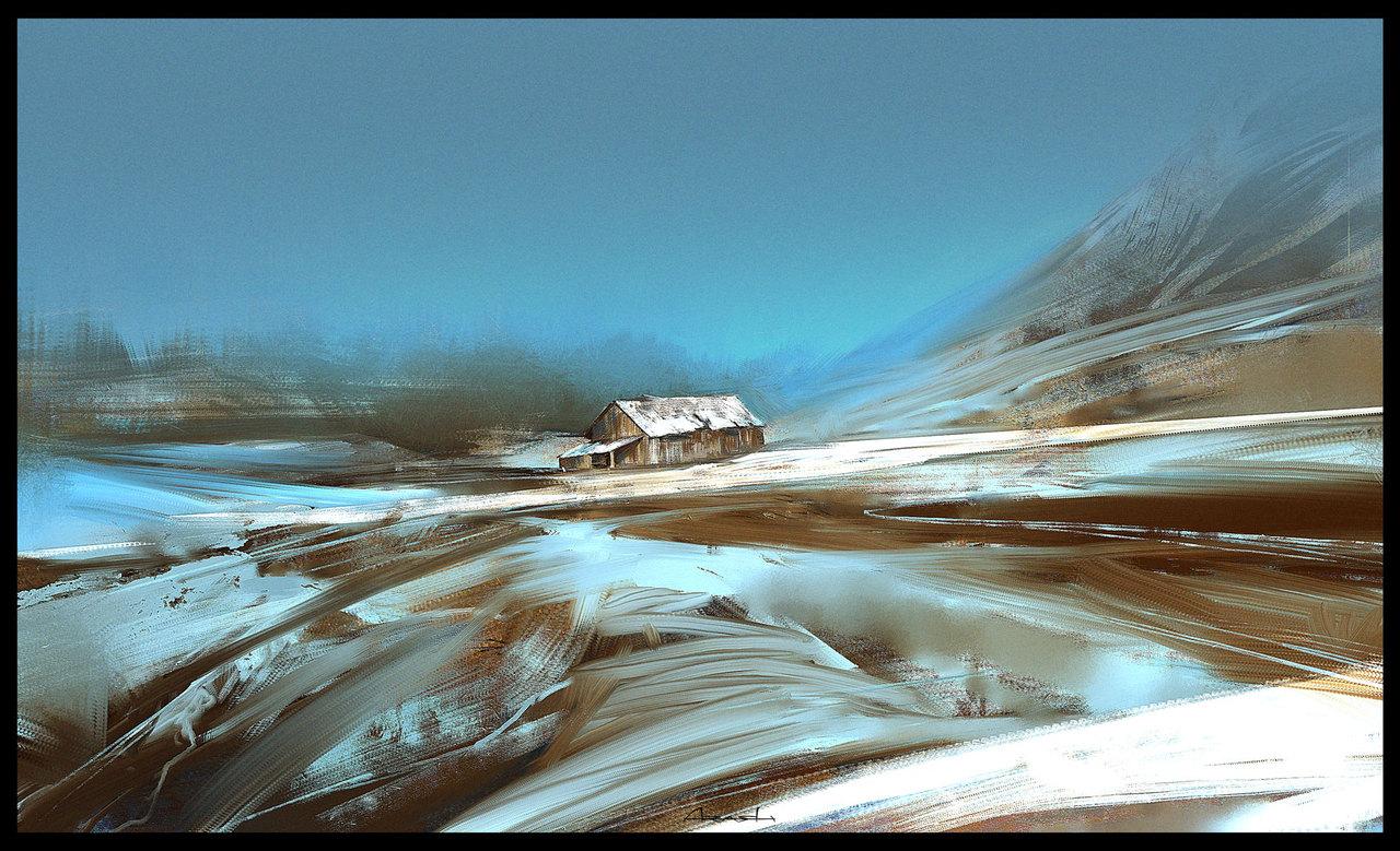 quick sketch by arash2d