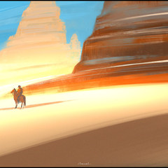 desert by arash2d