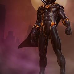black panther by ljsketch